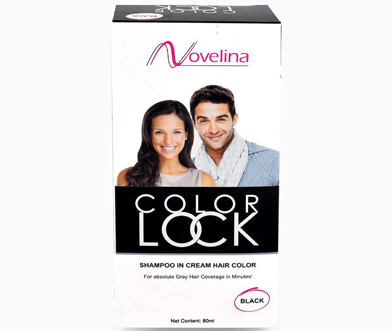 Novelina Colorlock Shampoo in Cream Hair Color – P112.50