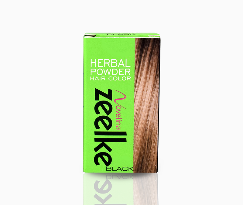 Novelina Zeelke Herbal Powder Hair Color DUO PACK (2 bottles 6g) – P150.00