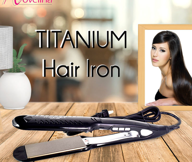 Titanium Hair Iron: Your Dependable Hair Straightener