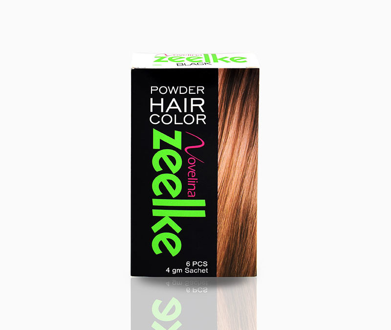 Novelina Zeelke Powder Hair Color – Sachet 4g – P114.00 (6 pcs.)