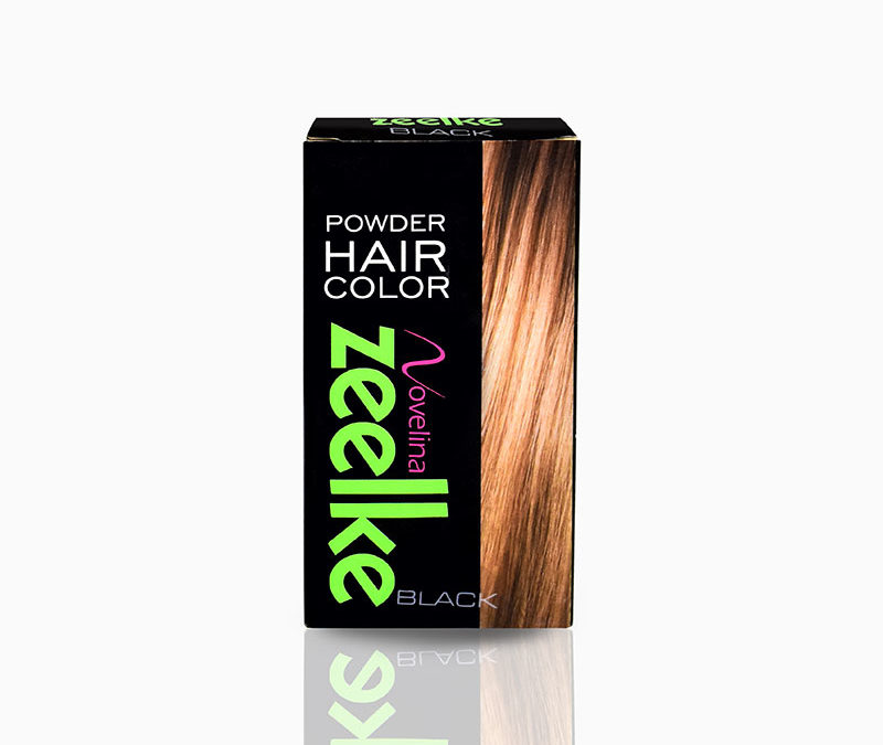 Novelina Zeelke Powder Hair Color – DUO PACK (2 Bottles 6g) – P110.00